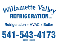 Willamette Valley Refrigeration
